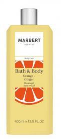 Bath & Body Orange - Ingwer Duschgel