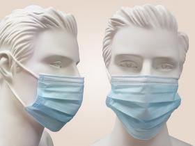 Mund-Nasen-Maske 10 Stück